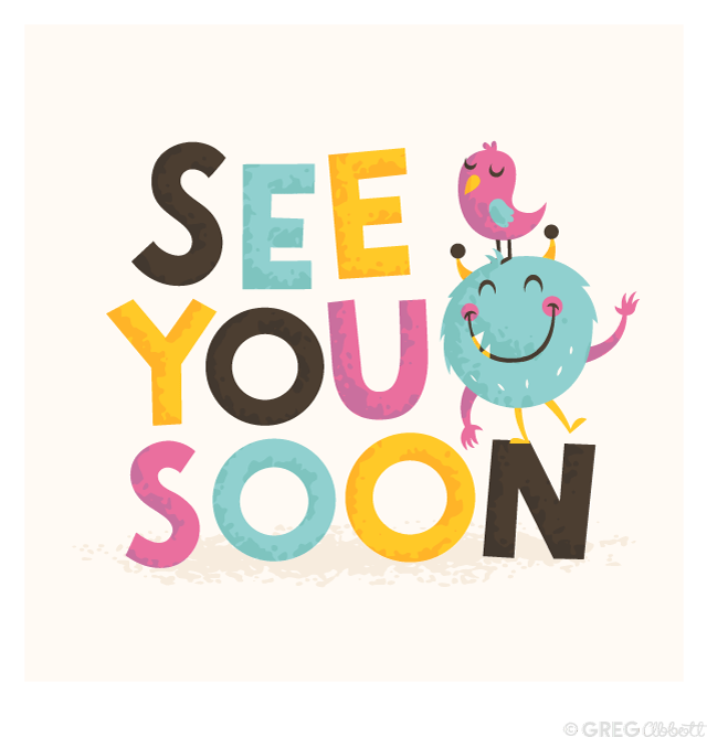 Image result for see you soon in school